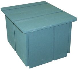 A-Series Cabin Wooden Letterbox2