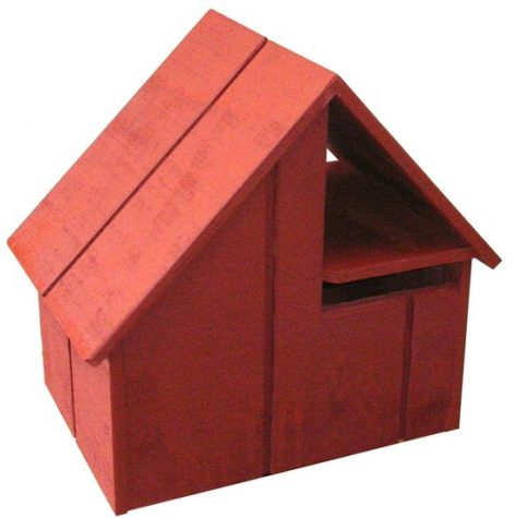 A-Series Californian Wooden Letterbox1