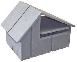 A-Series Vancouver Wooden Letterbox