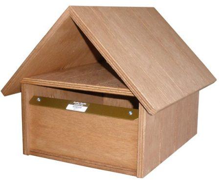 Cabana - Hardwood Letterbox1