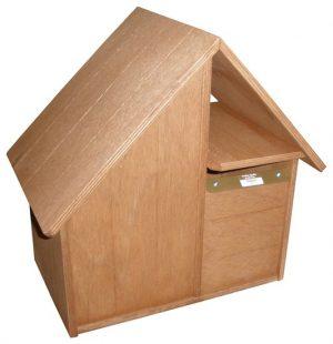 Californian - Hardwood Letterbox1