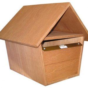 Chubby - Hardwood Letterbox1