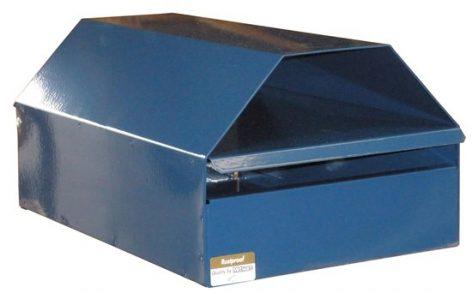 Colville Metal Letterbox-1