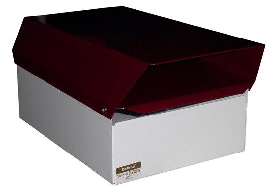 Fliptop - Metal Letterbox1