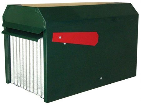 Large Rural - Corrugated Insert Door1