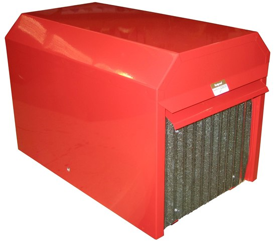 Large Rural - Corrugated Insert Door3