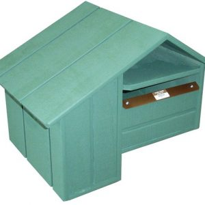Montana Wooden Letterbox1