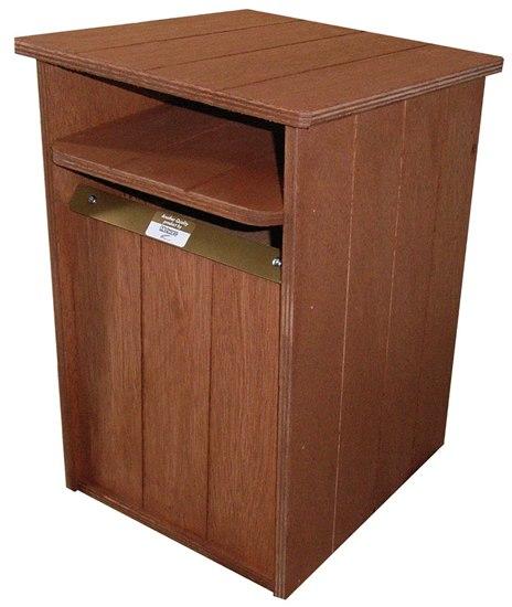 Nevada - Hardwood Letterbox1