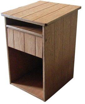 Nevada - Hardwood Letterbox2