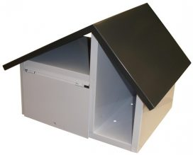 Royale Metal Letterbox 2