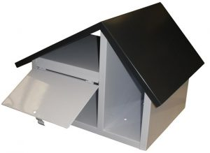 Royale Metal Letterbox 3