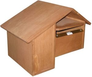 Sierra - Hardwood Letterbox1