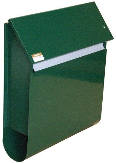 Slimline - Metal Letterbox1