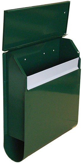 Slimline - Metal Letterbox2