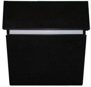Slimline - Metal Letterbox3