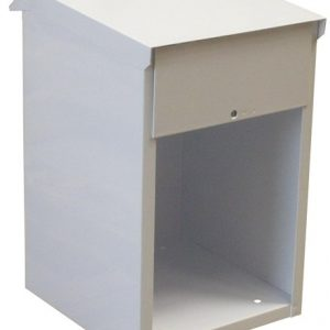 Southern Flat Top Metal Letterbox2