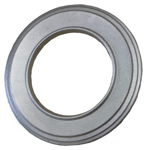Cast Aluminium Newspaper Ring