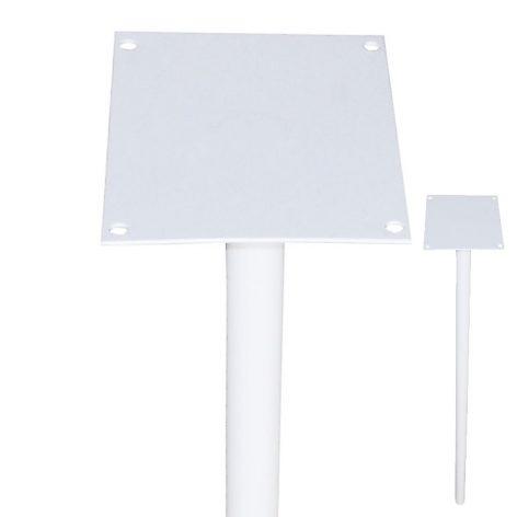 Round Letterbox Stand NZ
