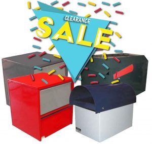 Letterbox clearance sale