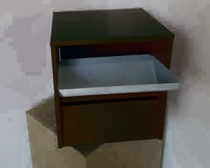 Green Clearance Letterbox