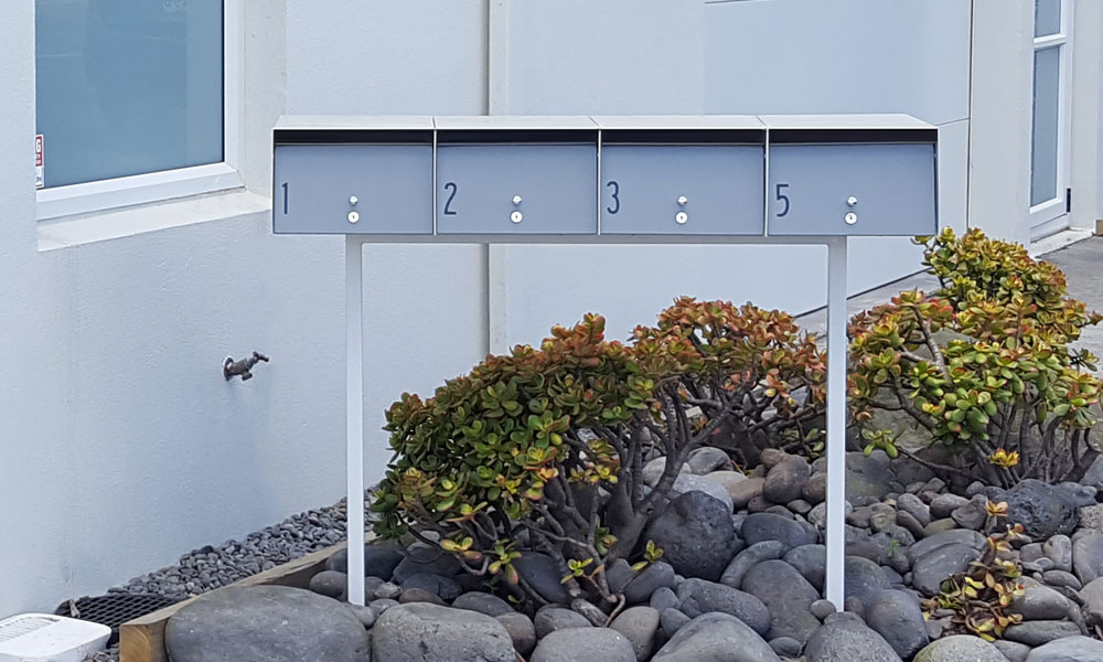 Metal Letterboxes