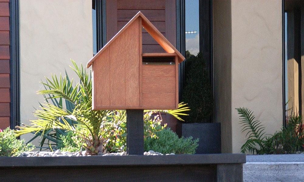 Wooden Letterboxes NZ
